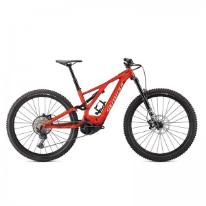 Turbo Levo Comp Oak Red