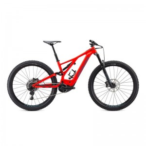 Turbo Levo Comp Rocket Red