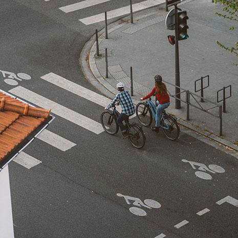 Vélos Électrique Ville